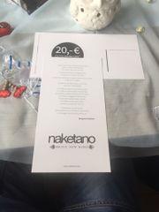 Naketano Gutschein 20