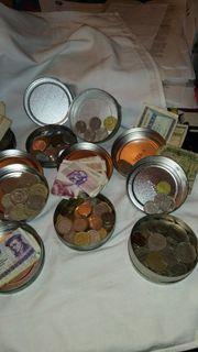 Münzen aus aller