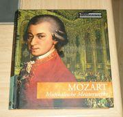 Cd Mozart Musikalische Meisterwerke