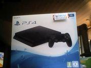 Sony PS4 Neu