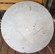 Kunststoff Tischplatte