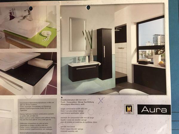 Exklusive Badezimmermöbel exklusive badezimmermöbel neu in ovp fehlkauf np ca 3000 in