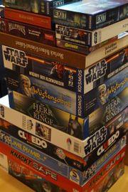 Spielesammlung / Spielepaket / Brettspiele