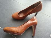Damen Pumps Leder