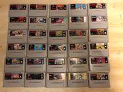 Nintendo Snes Spiele