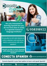 Spanisch classes online