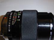 Teleobjektiv Soligor 1 2 8