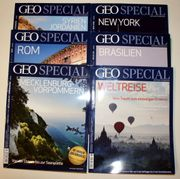 GEO-special Jahrgang 2011 komplett