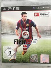 Fussballspiele für PS3