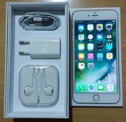 Iphone 6 Plus Gold mit