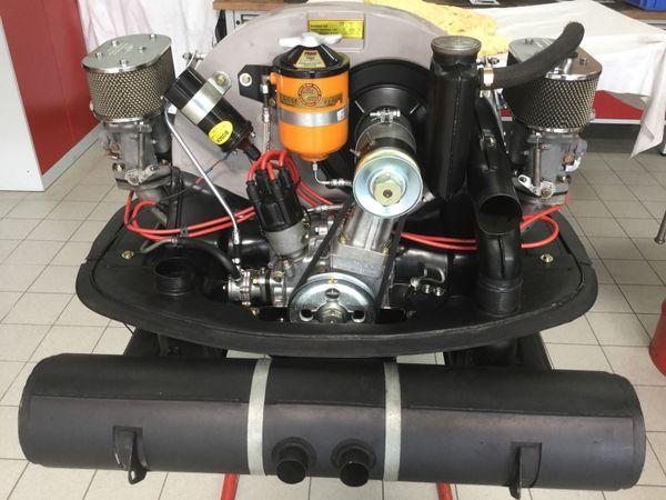 Porsche Motor 356 912 Typ 61616 Generalüberholt in Vechelde ...