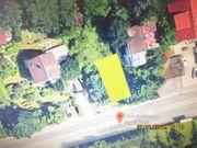Bauplatz für ein Mehrfamilienhaus in