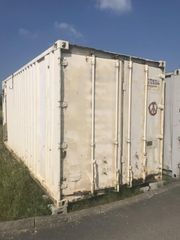 Lagercontainer 6 x 2 5