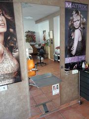 3 Spiegel Ladeneinrichtung Friseursalon je