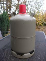 11-kg-Gasflasche grau