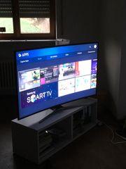 Samsung 4K UHD Curved TV