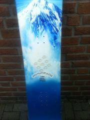 Snowboard inkl. Bindung