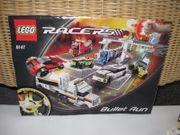 LEGO Bullet Run