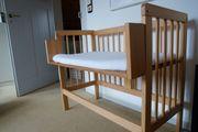 Babybay Beistell Bett