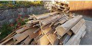 Gratis Holz zur Selbstabholung