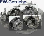 Getriebe NBY LHY NBW VW