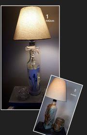 Tischlampen verschiedene Design
