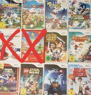 Wii-Spiele