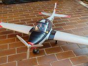 RC Modellflieger Grob G120 1700mm