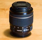 Pentax Zoom 18-55 mm