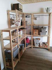 Regalsystem Ikea ivar regal haushalt möbel gebraucht und neu kaufen quoka de