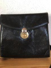 Handtasche/Umhängetasche schwarz