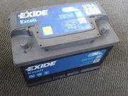 74Ah 12V Exide Auto Batterie