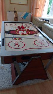 Billiard / Airhockey Spieletisch
