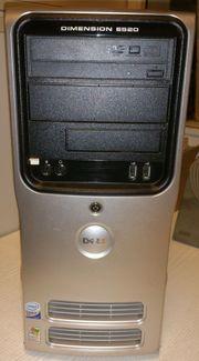 DELL Dimension E520 - 3 GB RAM -