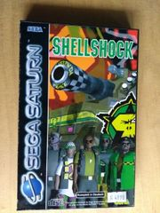 Sega Saturn Shellshock