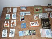 Diverse Kartenspiele manche noch neu