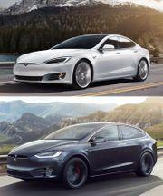 Tesla Model S X ein