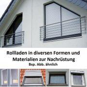 Rollladen Dachfensterrollladen - PVC Aluminium Asymmetrische