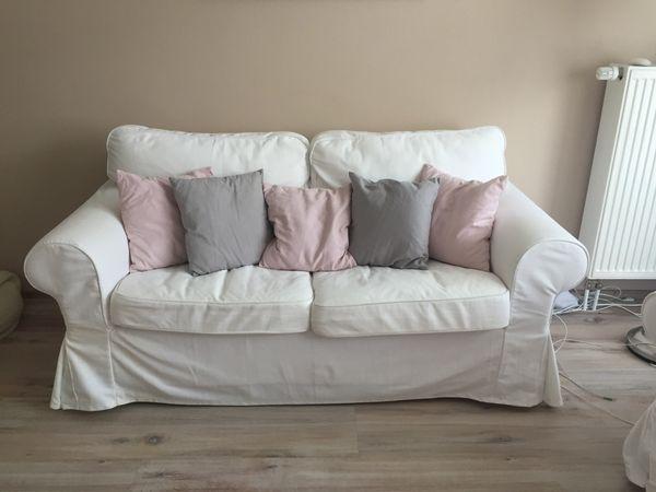 Ikea Couchgarnitur ikea ektorp 2er sofa weiß in iserlohn polster sessel