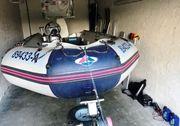Schlauchboot / Motorboot 40PS