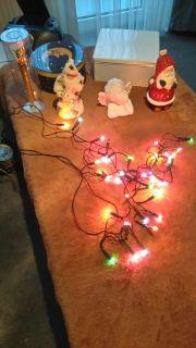 Verschiedene Weihnachtsartikel