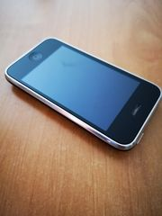 Apple iPhone 3G 16GB Schwarz