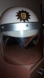 Einsatzhelm Polizei Ba -Wü top