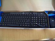 Pc Tastatur und Maus in