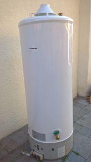 Gas Warmwasserspeicher - Handwerk & Hausbau - Kleinanzeigen - kaufen ...