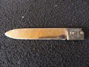 Klinge Messerklinge Sammler
