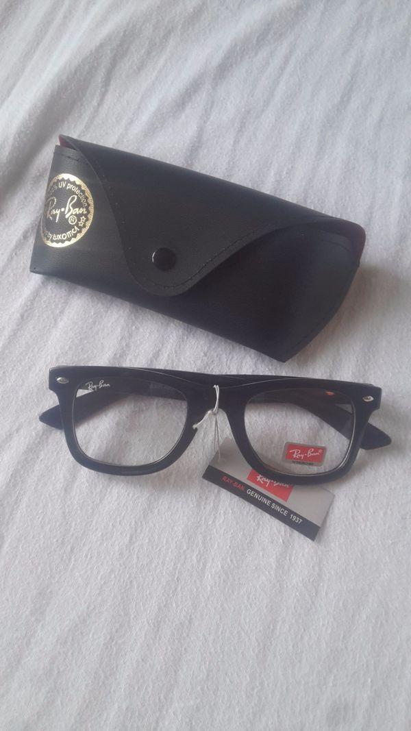 ray ban brille mit fensterglas