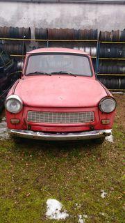 Trabant P601K Sachsenring