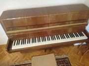 Klavier E D Seiler Nussbaum