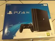 Playstation 4 pro neuwertig